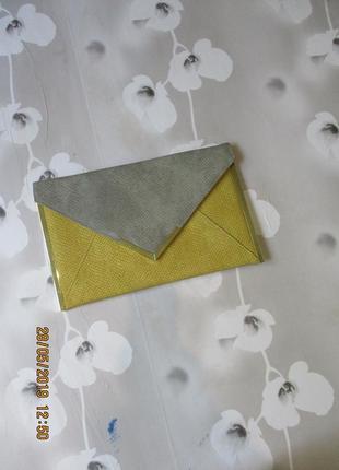 Стильный клатч конверт от asos