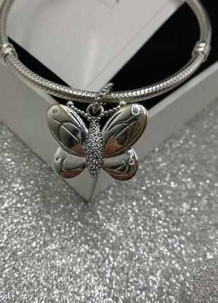 Подвеска декоративная бабочка.цена 650 грн.