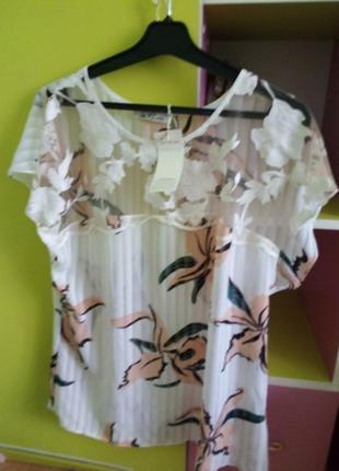 Нарядна,красива блуза на літо.