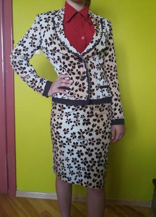 Леопардовий костюм