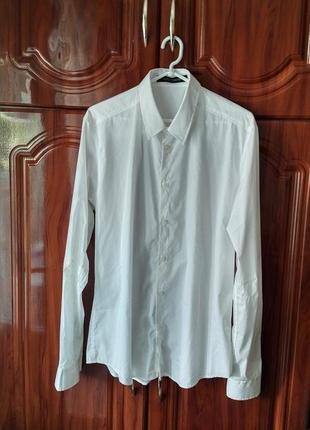 Рубашка для свадьбы или выпускного hans ubbink