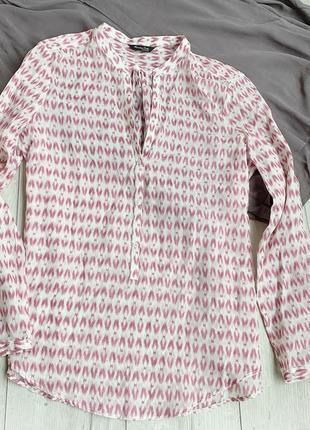 Котонова сорочка,рубашка massimo dutt
