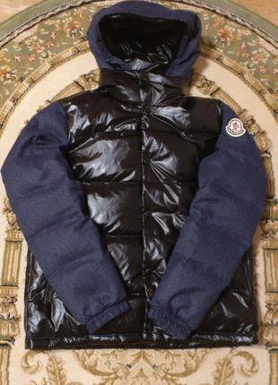 Пуховик куртка moncler монклер