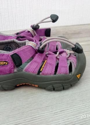 Новые босоножки сандали keen 25 размер