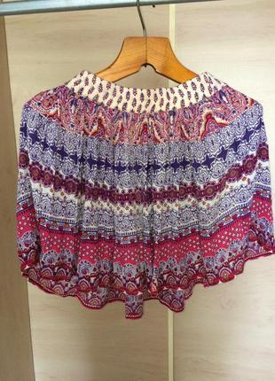 Яркая юбка от new look