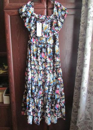 Красивое абсолютно новое платье производство турции(khan)