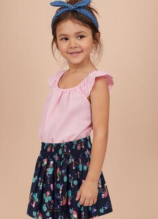 Оригинальная юбка от бренда h&m разм. 134-140