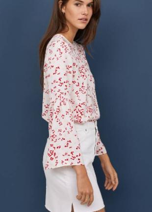 Блуза h&m eur 42