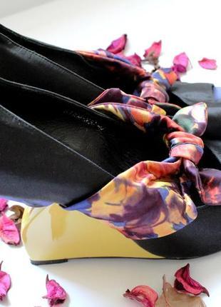 Самые необычные и невероятные туфельки от ramoni tenza