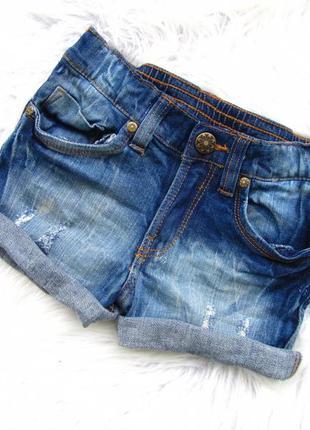Стильные и качественные джинсовые шорты kiki & koko