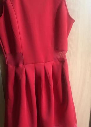 Новое платье cropp размер s