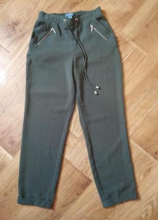 Трендовые и стильные,укороченые штаны