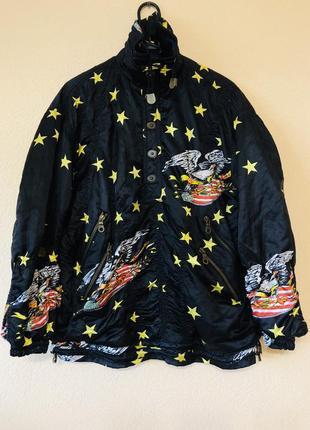 Мужская горнолыжная куртка премиум класса италия