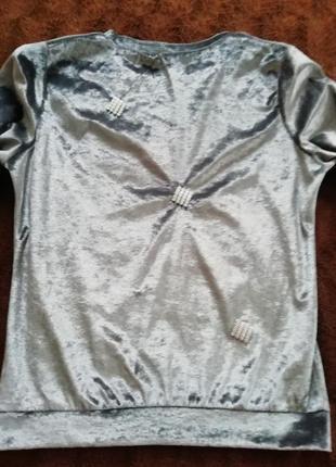 Велюровий костюм на розмір 152-158