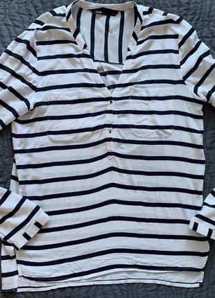 Рубашка в полоску oodgi