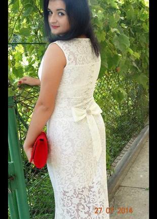 Нарядне вечірнє плаття