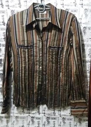 801842223c86872 Женские рубашки в полоску в Тернополе 2019 - купить по доступным ...