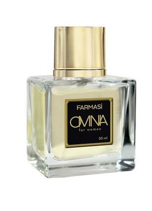 Парфюмированная вода farmasi - omnia