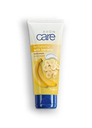 Крем для рук з ароматом банану «тонус», 75мл
