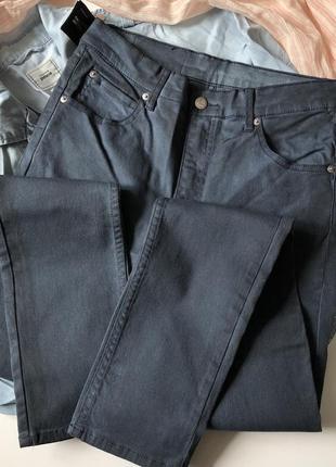 Новые джинсы скинни с высокой посадкой талией италия cheap monday
