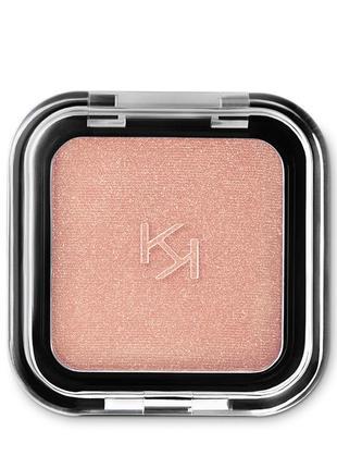 Kiko milano тіні насиченого кольору smart colour eyeshadow тени насыщенного цвета 121 фото