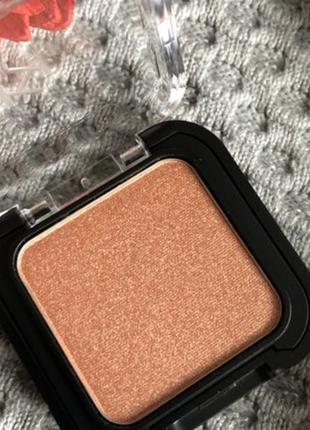 Kiko milano тіні насиченого кольору smart colour eyeshadow тени насыщенного цвета 127 фото
