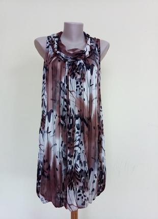 Красивое легкое итальянское платье