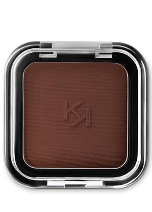 Kiko milano тіні насиченого кольору smart colour eyeshadow тени насыщенного цвета 04