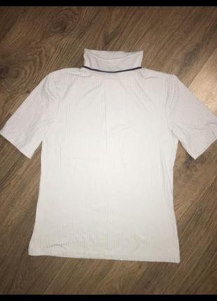 Гольф футболка zara