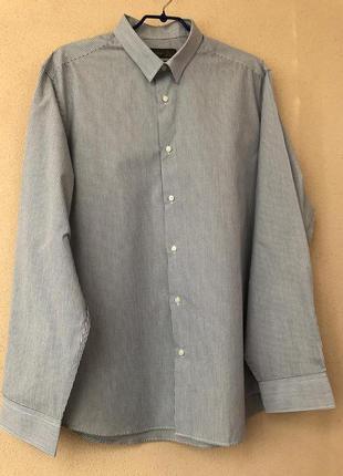 Брендовая рубашка primark , xl