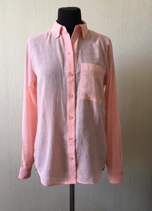 afe2de79cbbf Розовые женские летние рубашки 2019 - купить недорого вещи в ...
