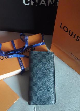 fcb94375ac3d Louis vuitton бумажник/портмоне/кошельок модель 2018 года brazza! оригинал!