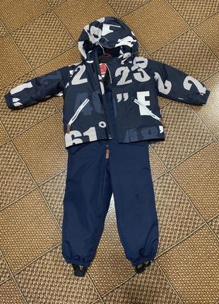 Зимний костюм рейма на 98 см +6 см финский набор куртка и комбинезон