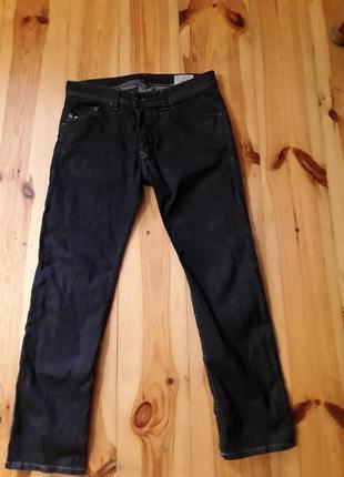 Брендові фірмові джинси diesel модель darron, оригінал, розмір 30.