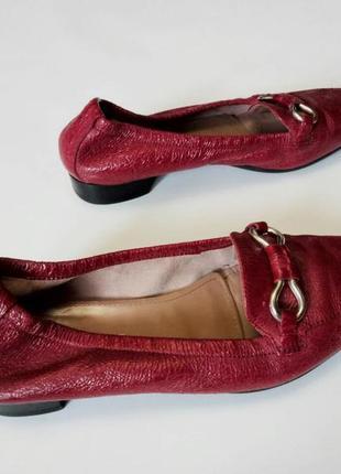 🌿красивые удобные туфли италия oscar novo