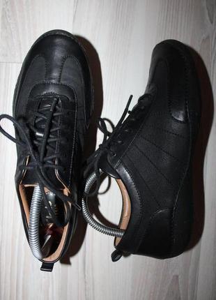 Оригинальные кроссовки туфли clarks artisan