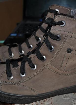 Стильные  ботинки спортивный стиль gabor switserland еврозима- деми
