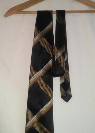 Нарядный  красивый галстук ( made in italy )