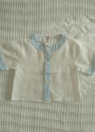 Рубашка для новорожденного,для крещения
