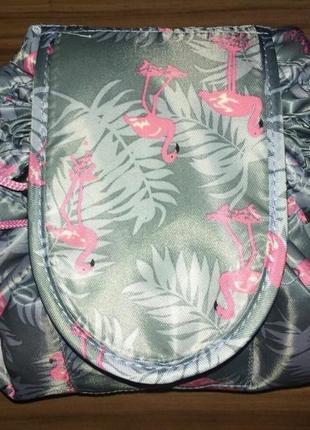 Косметичка ленивка quick makeup bag
