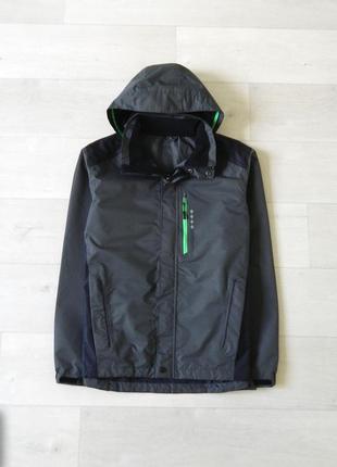 Новая мужская куртка дождевик ветровка crivit р. xxl. германия, сток