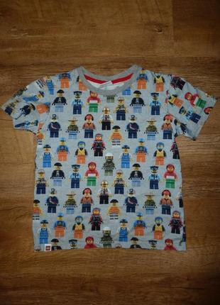 Lego george футболка лего на 8-9 лет