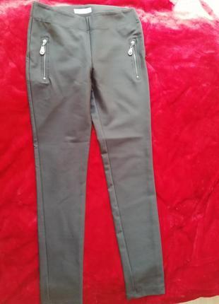Чёрные классические штаны