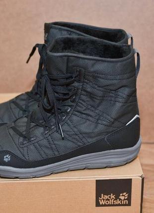 Ботинки jack wolfskin portland boot w р. 37.5