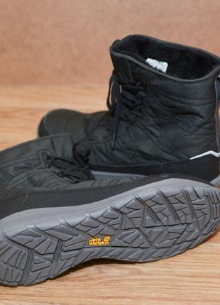 Ботинки jack wolfskin portland boot w р. 37.54 фото