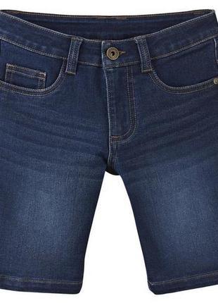 Шорты джинсовые для мальчика pepperts германия размер 134 см