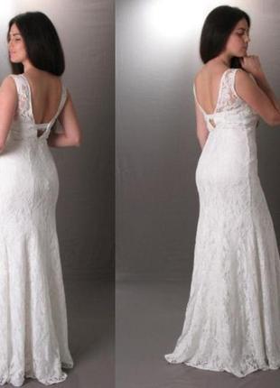 Свадебное платье début