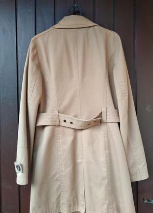 Пальто, тренч цвет кемел2 фото