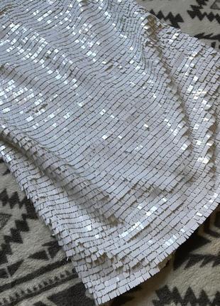 Нарядное платье в пайетках8 фото