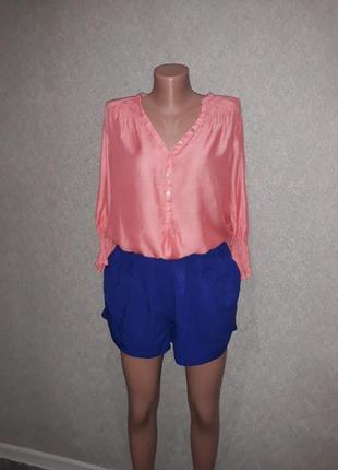 Шорты+блузка s